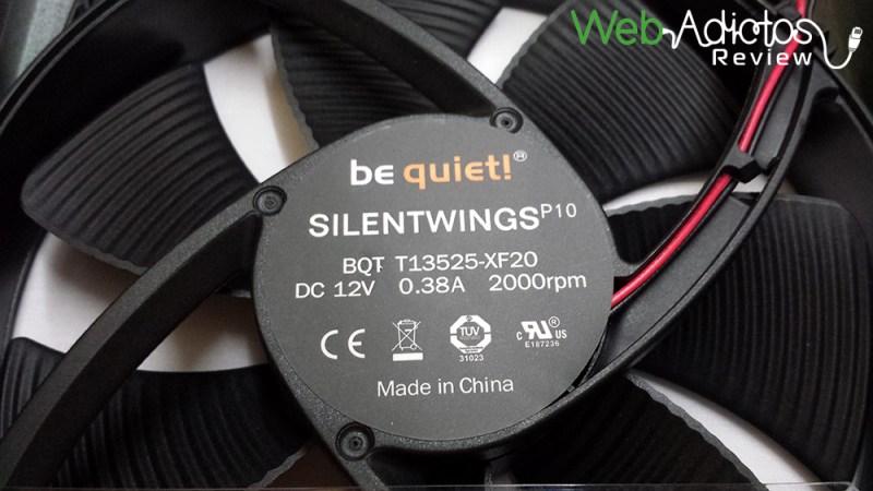 Be Quiet! Dark Power Pro 10 850W [Reseña] - 151