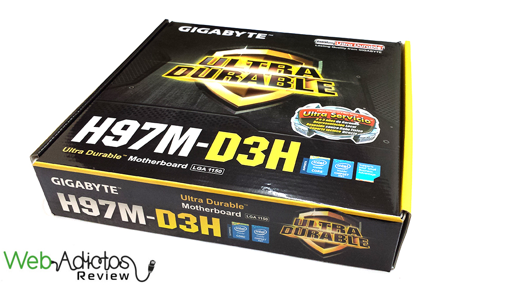 2 Gigabyte H97M D3H [Reseña]