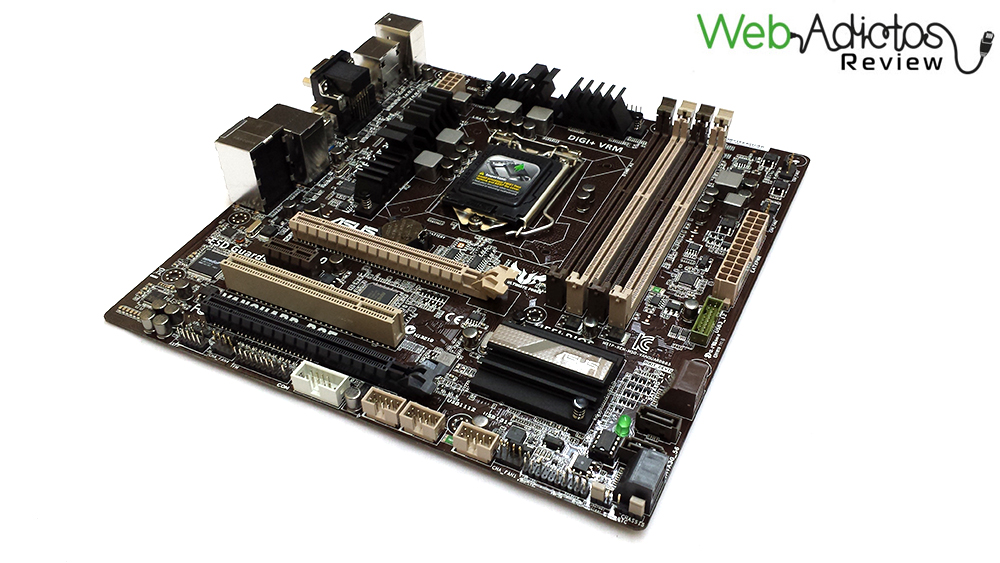 Motherboard ASUS Vanguard B85 [Reseña] - 56