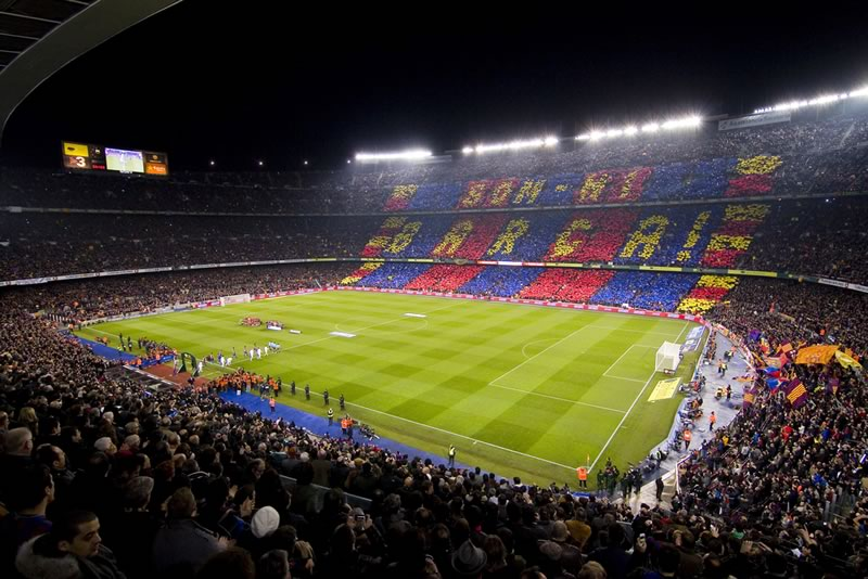 Barcelona vs León, Amistoso 2014 por el Trofeo Joan Gamper - Barcelona-vs-Leon-amistoso-2014