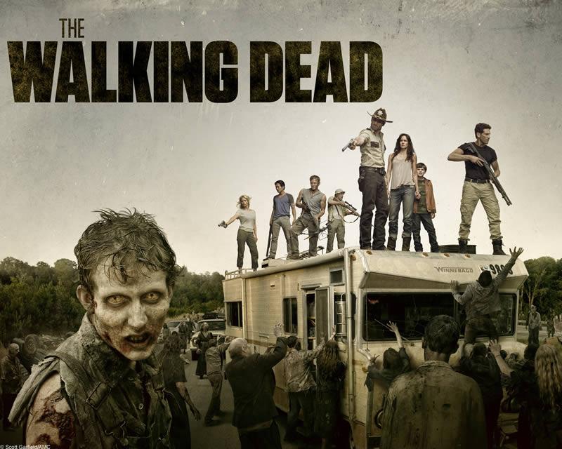 The Walking Dead en Netflix América Latina ¡Muy pronto! - The-Walking-Dead-en-Netflix