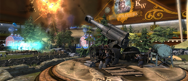 Toy Soldiers: War Chest es anunciado por Ubisoft y Signal Studios - Toy-Soldier-War-Chest-2