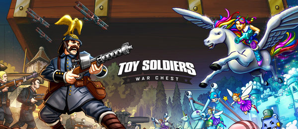 Toy Soldiers: War Chest es anunciado por Ubisoft y Signal Studios - Toy-Soldiers-War-Chest