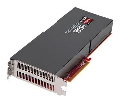 amd firepro s9150 server graphics AMD presenta FirePro S9150, la GPU más potente del mundo para servidor de cómputo de alto rendimiento