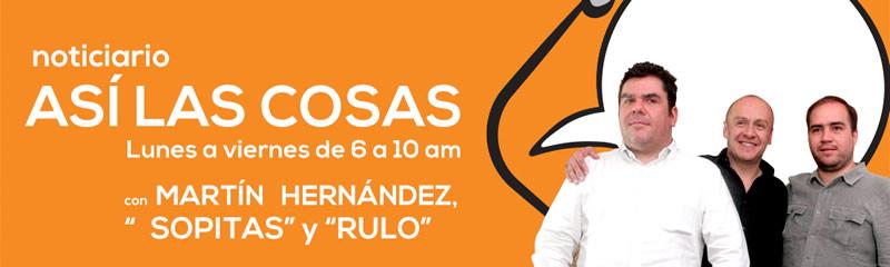 Así las cosas, nuevo programa de W Radio conducido por Sopitas, Rulo y Martín Hernandez - asi-las-cosas-sopitas