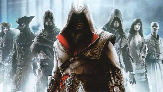 Top 5 de los mejores videojuegos de Assassin's Creed - assassins-creed-brotherhood-1