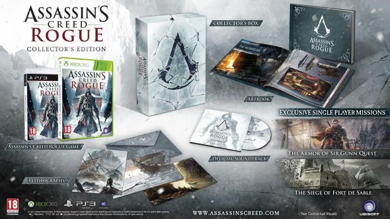 assassins creed rogue 800x450 ¡Es oficial! Assassins Creed Rogue llegará a Xbox 360 y PS3