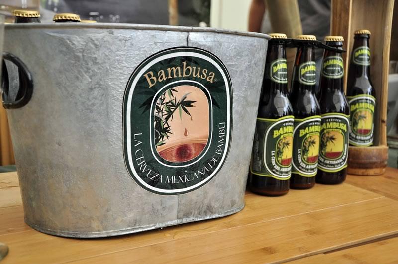 Bambusa, la cerveza de bambú creada por un mexicano - bambusa-cerveza-de-bambu