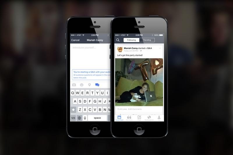 descargar facebook mentions Facebook Mentions ya está disponible en México