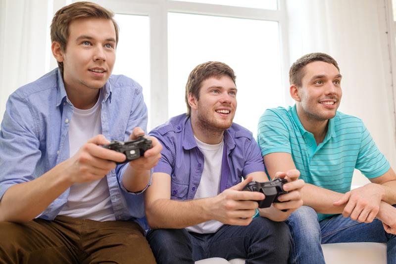 Resultado de imagen para gamer feliz