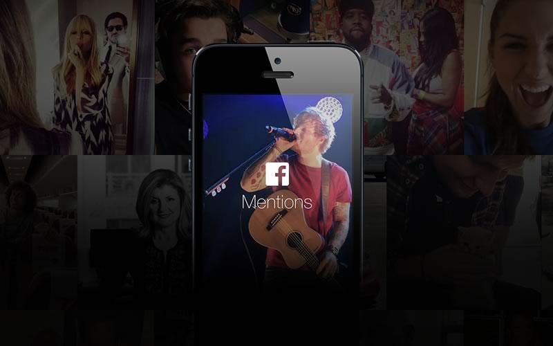 Facebook Mentions ya está disponible en México - facebook-mentions-mexico