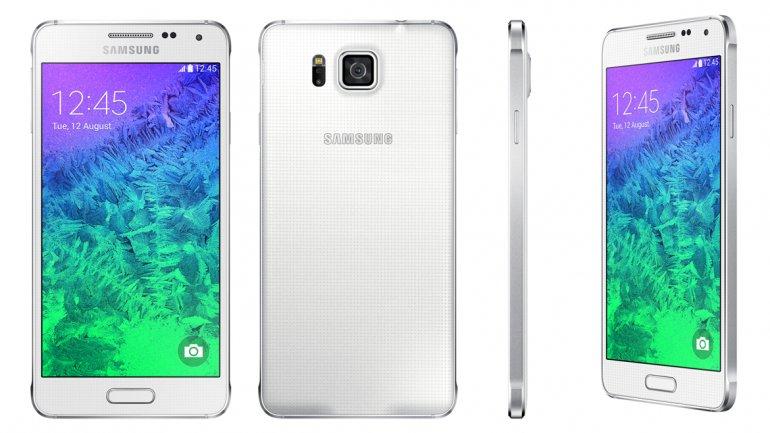 Samsung Galaxy Alpha, la feroz competencia al próximo iPhone 6 - galaxy-alpha-2