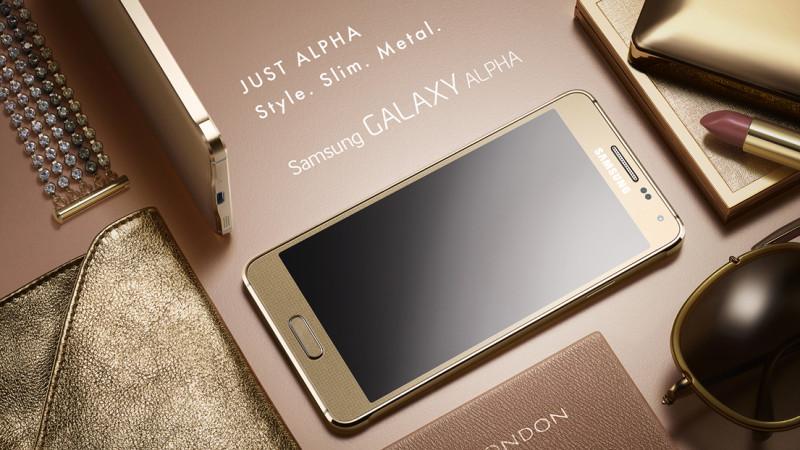 Samsung Galaxy Alpha, la feroz competencia al próximo iPhone 6 - galaxy-alpha-oficial-800x450