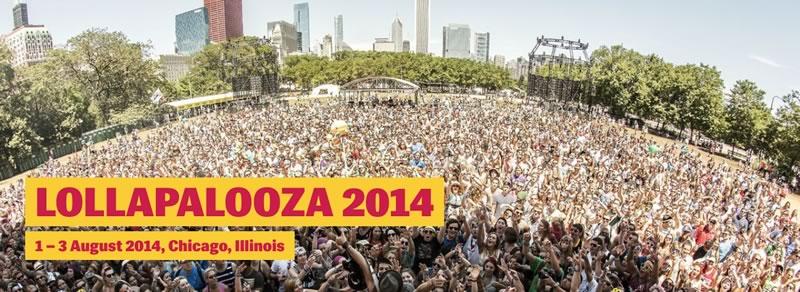 Sigue Lollapalooza 2014 en vivo por internet del 1 al 3 de Agosto ¡Imperdible! - lollapalooza-en-vivo-2014