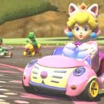 Link de The Legend of Zelda llega por primera vez a Mario Kart 8 como DLC - mario-kart-8-dlc-2