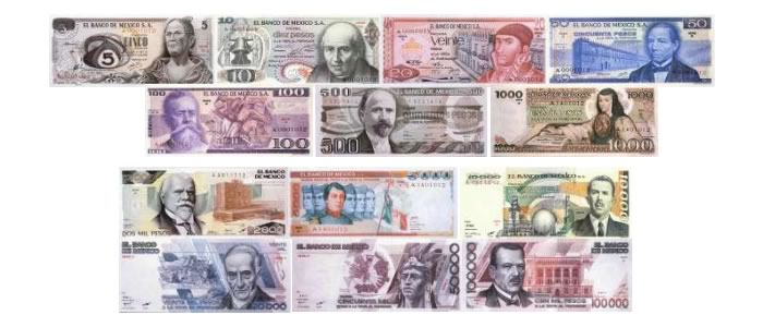 primeros billetes fabricados en mexico ¿Cómo se hacen los billetes en México?