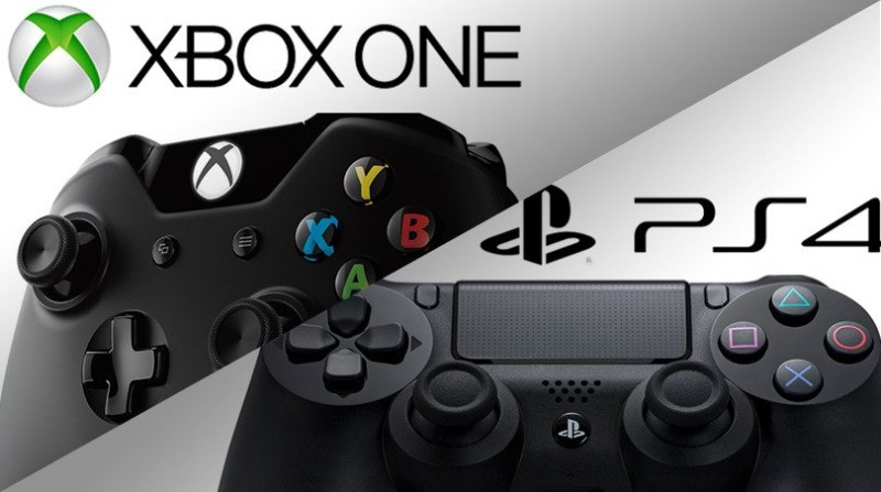 PlayStation 4 ha vendido 10 millones de unidades, más del doble que Xbox One - ps4-vs-xbox-one-800x447