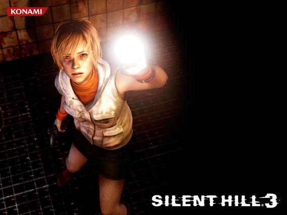 Top 5 de Mejores Juegos de Silent Hill - silenthill3