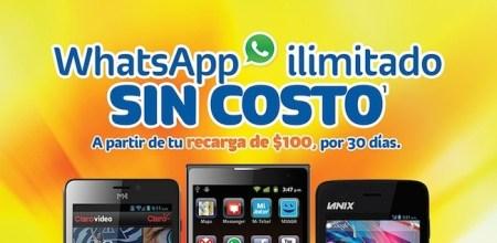 WhatsApp gratis en Amigo de Telcel, ¡entérate cómo!