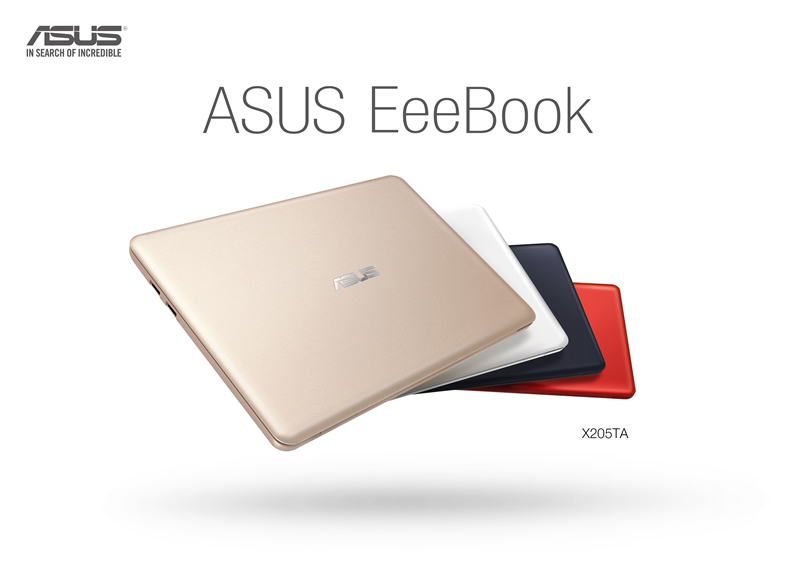ASUS EeeBook X205, proporciona una experiencia tipo smartphone - ASUS-EeeBook-X205