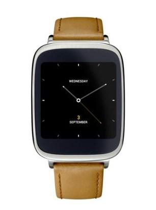 ASUS ZenWatch, el reloj inteligente de ASUS es anunciado en IFA 2014 - ASUS-ZenWatch-Smartwatch