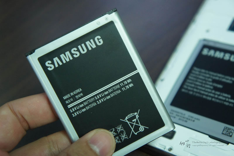 Bateria de Smartphones y Tablets Científicos logran aumentar la capacidad de baterías para smartphones y tablets