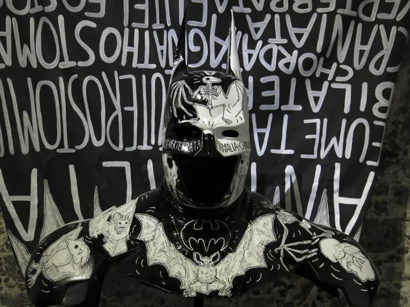 Inicia la exposición de BATMAN A través de la Creatividad Mexicana en el MUMEDI - Expo-Batman-Museo-Mexicano-del-Diseno