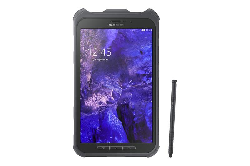 Samsung presenta la Galaxy Tab Active diseñada para los negocios - Galaxy-Tab-Active-3-with-C-Pen
