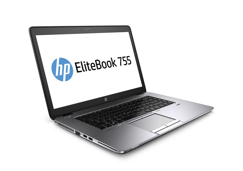 Conoce la nueva serie Elite de HP con tecnología AMD - HP-EliteBook-755