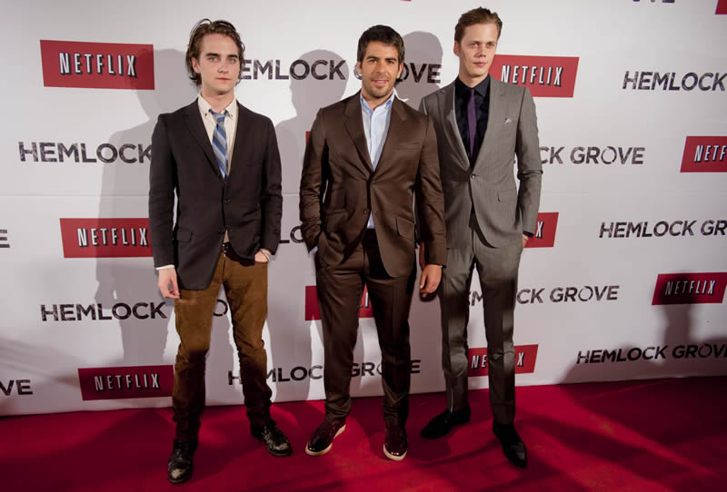 Temporada final de Hemlock Grove es confirmada por Netflix - Hemlock-Grove