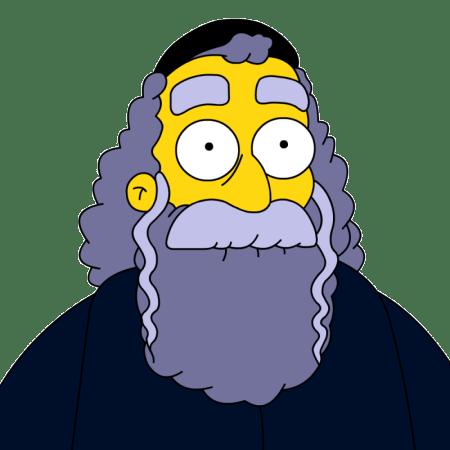 Los Simpson inician temporada con la muerte de un personaje - Hyman_Krustofsky-450x450