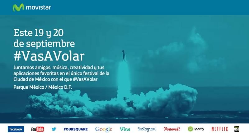Movistar realizará el App Fest este 19 y 20 de Septiembre #VasAVolar - Movistar-App-Fest-Vas-a-Volar