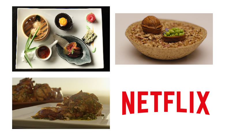 Netflix Chefs Table Netflix hará una docuserie sobre gastronomía llamada Chef´s table