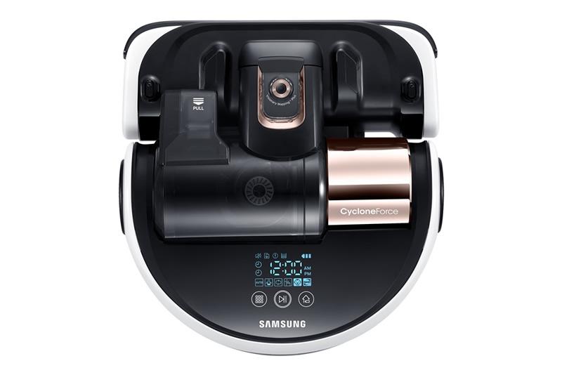 Samsung Powerbot VR9000, la aspiradora robot que limpiará tu hogar - Samsung-Powerbot-VR9000-Aspiradora