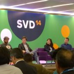 Así se vivió el primer Silicon Valley Day en México - Silicon-Valley-Day-panel-Rodrigo-Arevalo-General-Manager-Mexico-UBER