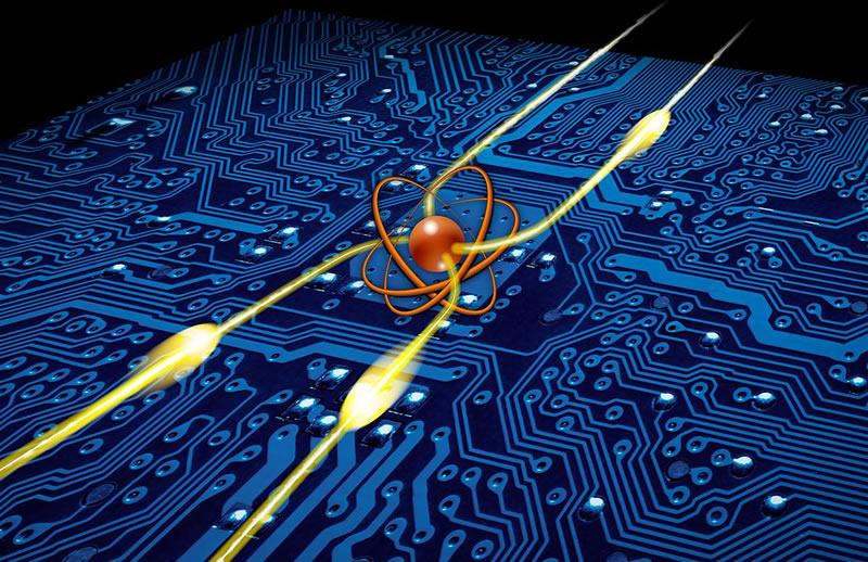 Apuesta científico a estructura de diamantes para desarrollar súper computadora - Super-Computadora-Qbits