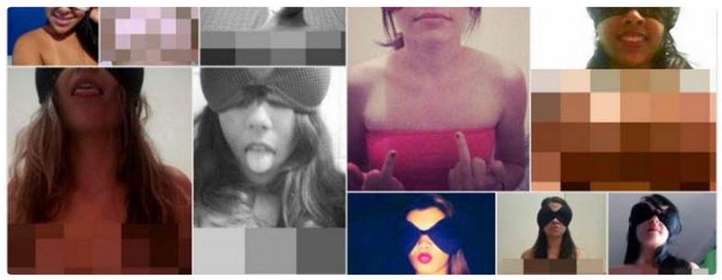 Selfies en topless en el Bee Challenge, el nuevo fenómeno viral en Internet - beechallenge