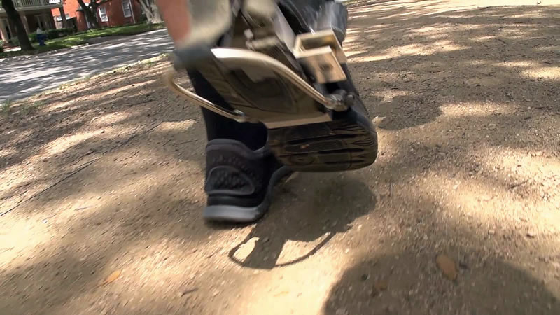 Captan energía de personas al caminar y las usan en pilas de reloj - captan-energia-de-personas-al-caminar