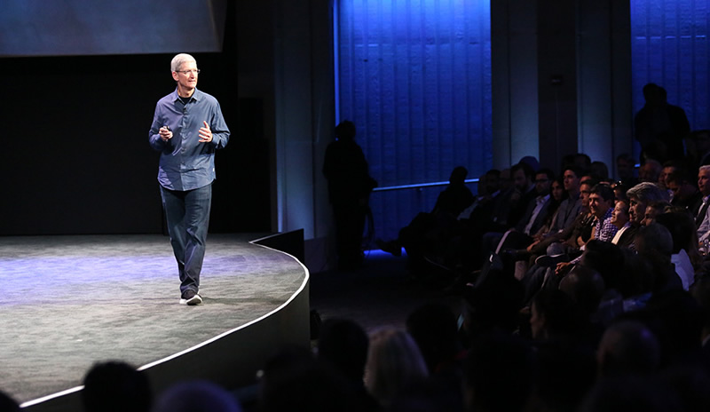 Revive la presentación del iPhone 6, 6 Plus y del Apple Watch - evento-presentacion-iphone-6