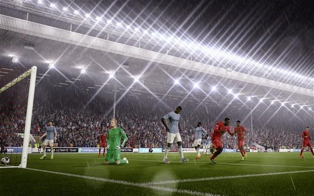 Falla en Fifa 15 para PC hace que los jugadores corran sin sentido [Video] - fifa-15-falla