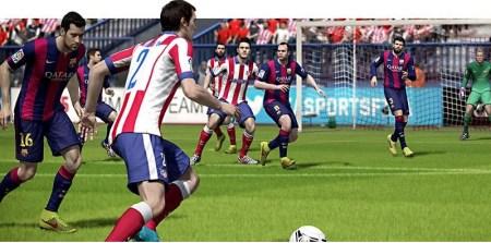 Falla en Fifa 15 para PC hace que los jugadores corran sin sentido [Video]