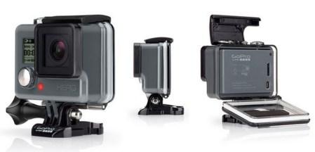 GoPro HERO, el nuevo modelo de entrada a tan solo $129 dólares