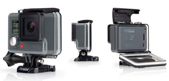 GoPro HERO, el nuevo modelo de entrada a tan solo $129 dólares - gopro-hero