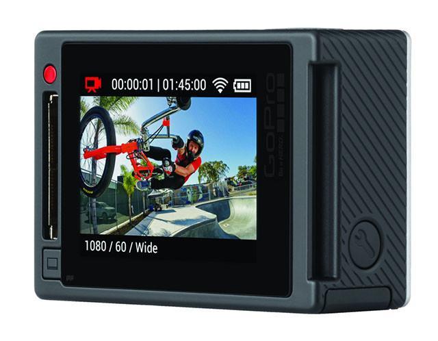 GoPro HERO4 es la nueva versión de la cámara de acción más famosa dle mundo - gopro-hero4-silver