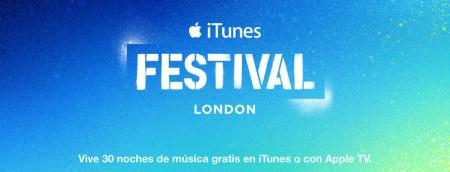 Arranca el iTunes Festival 2014 y estos son los conciertos gratis que podrás ver
