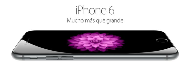 Estos son los nuevos iPhone 6 y iPhone 6 Plus - iphone-6-full-800x281