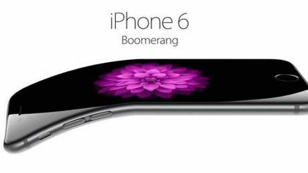 Las mejores críticas y burlas hacia el iPhone 6 #bendgate - meme-iphone-6-plus-boomerang
