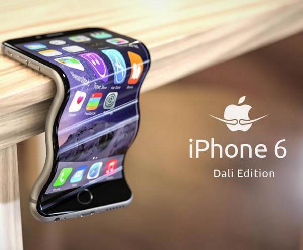 Las mejores críticas y burlas hacia el iPhone 6 #bendgate - meme-iphone-6-plus-dali