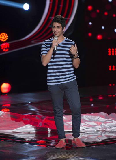 Concluyeron las audiciones de La Voz México 2014 y esto fue lo que pasó - 13-Guido-Rochin-La-Voz-Mexico-2014