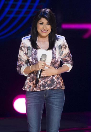 Concluyeron las audiciones de La Voz México 2014 y esto fue lo que pasó - 9-Jennifer-Palma-La-Voz-Mexico-2014